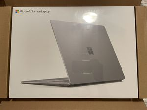 Microsoft Surface Laptop 3, 15 inch, Brand new, Latest model for Sale in Montebello, CA
