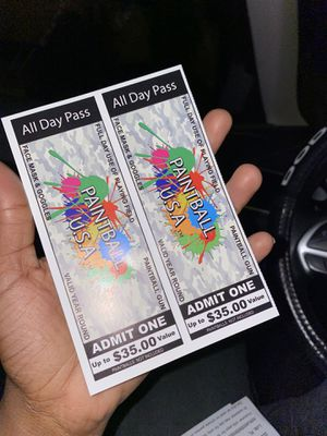 Paintball USA tickets for Sale in Orlando, FL