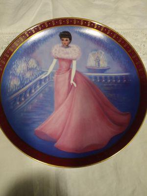 Barbie Plate, Danbury Mint for Sale in Everett, WA