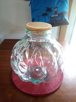 Jar, Cookie Jar, Display, Container, Storage Jar, Decorative Jar. for Sale in Hillsborough, NC