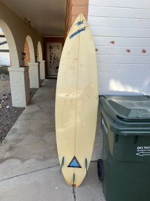 Surfboard Dan Rollag Total Commitment. Pic of only ding. for Sale in Phoenix, AZ