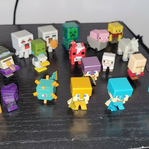 Miniature Minecraft Figures - Many Series for Sale in Fullerton, CA