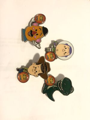 Toy story land Disney pins for Sale in Spring, TX