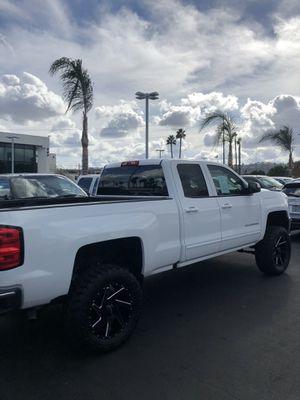 Chevy Silverado 2018 for Sale in El Cajon, CA