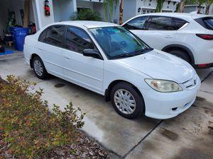 Honda Civic Lx 2004 for Sale in Sarasota, FL
