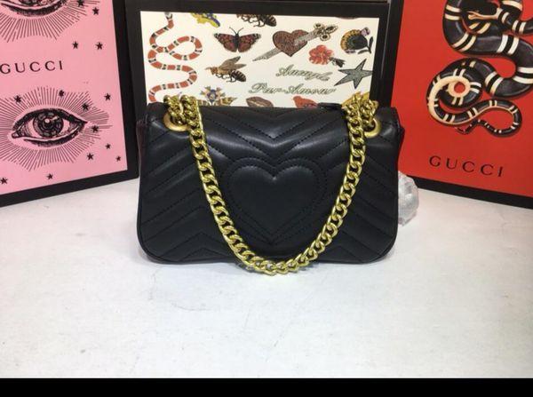 Black Crossbody Gucci