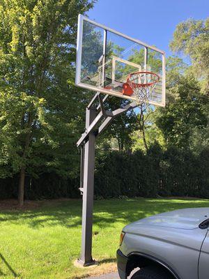 "Goalrilla basketball goal. Top of the line 72"" model b3100. for Sale in Glen Ellyn, IL"