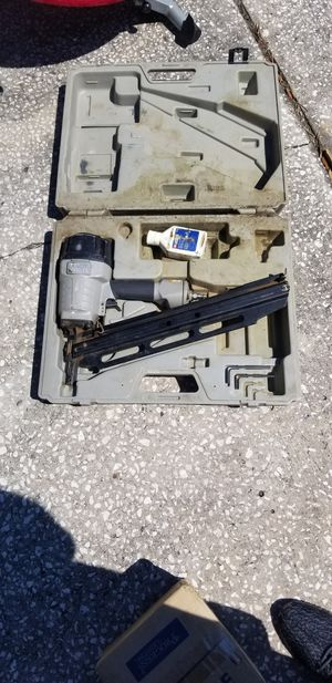 Porter Cable finishing nailer for Sale in Orlando, FL