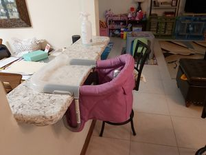Quick Seat Table hook-on Chair for Sale in Jacksonville, FL