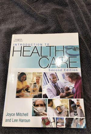 Introduction to Healthcare 2nd Edition for Sale in Winsted, CT