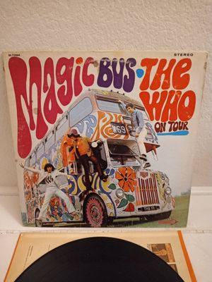 THE WHO magic bus 1968 Vinyl Record for Sale in Oceanside, CA