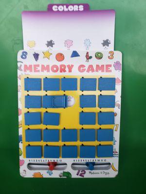 Kids memory game flash card. for Sale in Brandon, FL