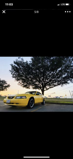2004 Ford GT mustang for Sale in San Antonio, TX
