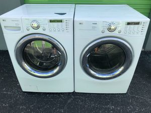 Lg washer and dryer machine for Sale in Fort Lauderdale, FL