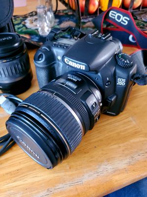 CANON EOS 20SD with EFS 17-85 lens for Sale in Lake Forest, CA