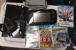 Nintendo Wii U & games for Sale in Laurel, DE