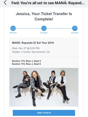 Selling mana tickets for Sale in Amesti, CA