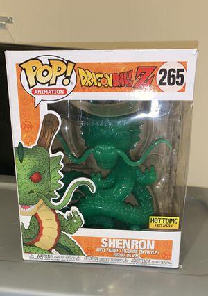 Dragon Ball Z Funko Pop Shenron #265 for Sale in Bethlehem, PA