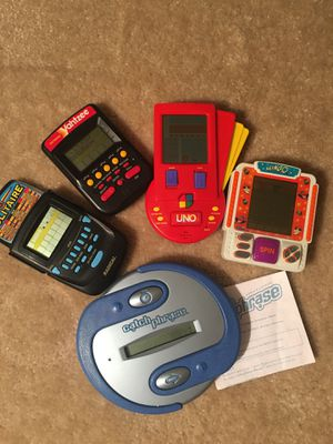 Holiday handheld games for Sale in FL, US