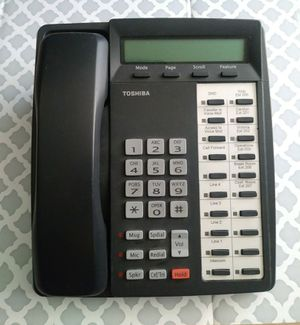 Tadiran 28 DLX/BL Business Office Telephone Phone for Sale in Fresno, CA