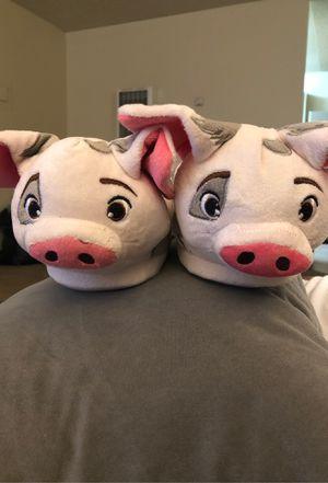 Moana slippers for Sale in Riverside, CA