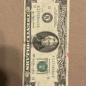 1977 (k) $20 Dollar Bill for Sale in Fort Worth, TX
