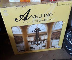 Chandelier new in box for Sale in Galt, CA