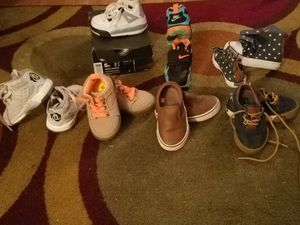 Baby/Toddler Size 5 Shoes for Sale in Atlanta, GA