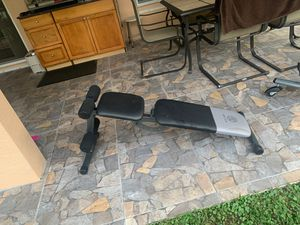 Gym bench for Sale in Port St. Lucie, FL