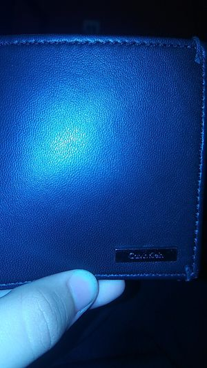 Calvien klein wallet for Sale in Philadelphia, PA