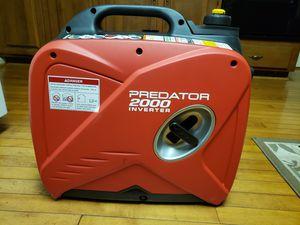 Predator 2000 watt generator for Sale in Ashburn, VA