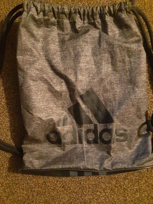 Aunthentic Adidas Basketball sport string Bag for Sale in Tulsa, OK