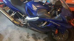HONDA F4i Sport bike for Sale in Upper Marlboro, MD