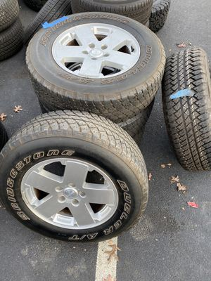 2010 Jeep JK Wheels and Tires for Sale in Sewell, NJ