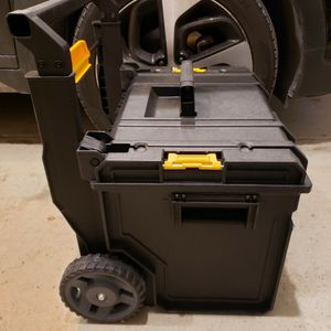 NEW WHEELED TOUGH BOX $50 Firm for Sale in Livonia, MI