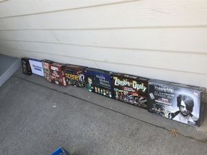 Vintage Board Game Collection for Sale in Sacramento, CA