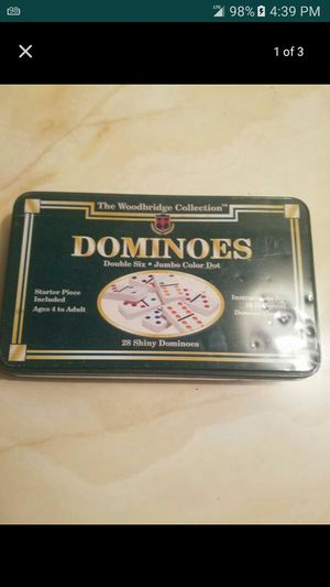Dominos game for Sale in Los Angeles, CA