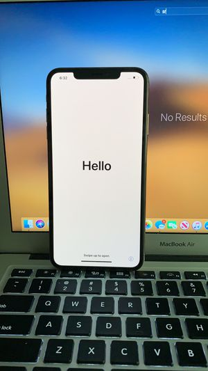 iPhone XS Max 64gb unlocked for Sale in Austell, GA