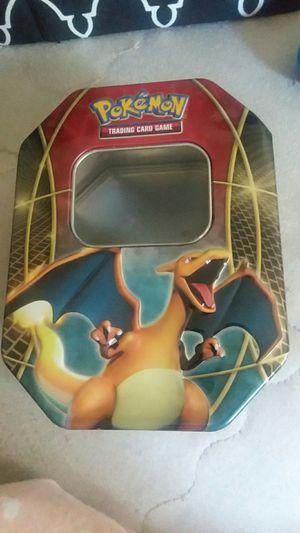Pokemon tin for Sale in Newark, NY