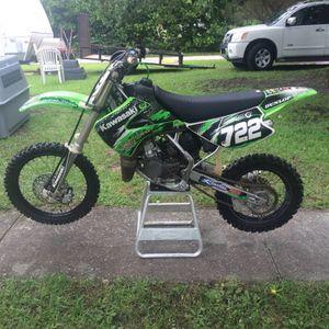 722 Kawasaki Bike 100cc for Sale in Washington, DC