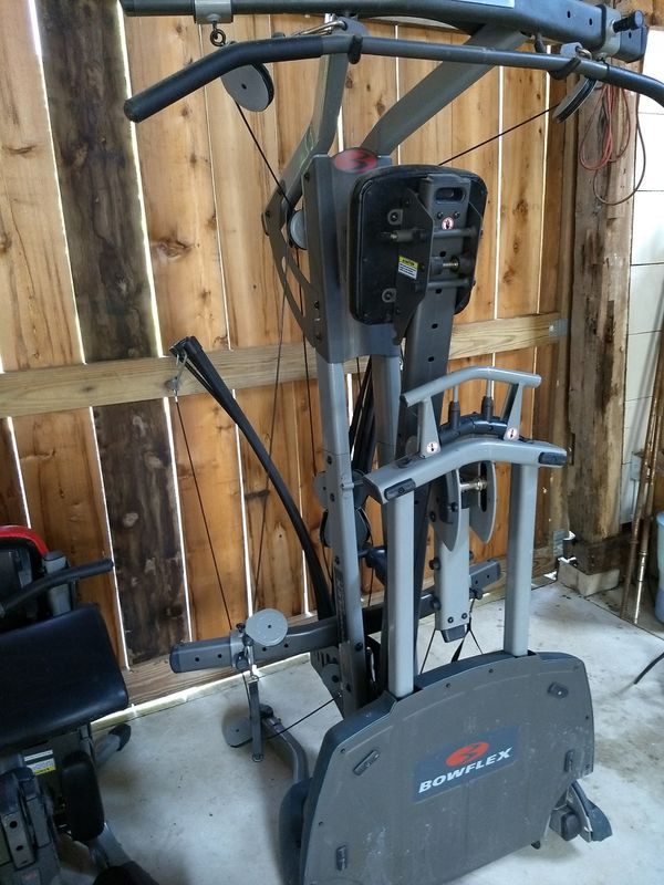Bowflex Ultimate 2 with Accessories & Stand - Exercise Workout Gym Equipment