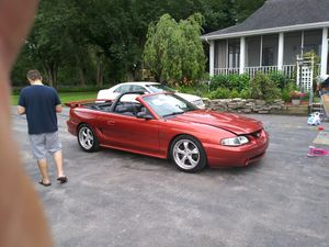 Ford mustang HO 1994 for Sale in Bay City, MI
