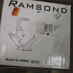 Ramsod 2-in-1 Air Hardwood Flooring Cleat Nailer and Stapler Gun (retail price $149) for Sale in Peoria, AZ
