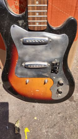 Vintage Project Guitar for Sale in Seaside, CA