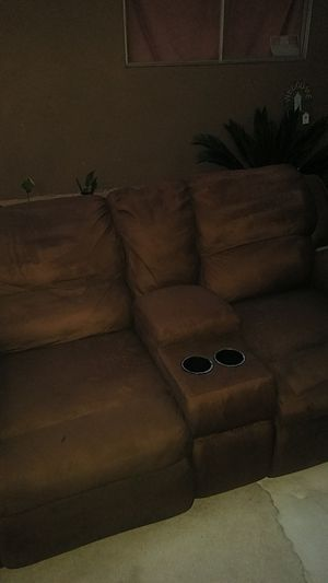 Couch and loveseat recliners for Sale in Bakersfield, CA