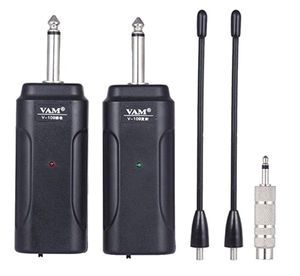 Electric Guitar Wireless Transmitter Receiver System for Guitar Bass Violin Musical Instrument for Sale in Las Vegas, NV