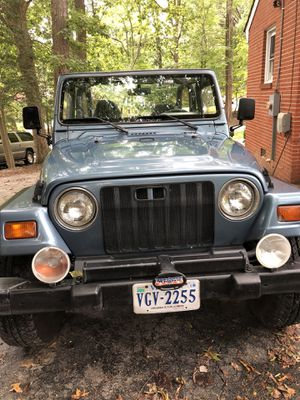 Jeep Wrangler 1999 for Sale in Midlothian, VA