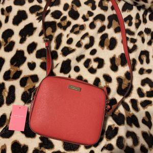 Red Kate Spade Purse for Sale in Wheeling, IL