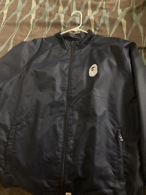 bape jacket size large for Sale in Alexandria, VA