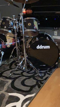 Vinnie Paul Vintage Drum set for Sale in Buckley,  WA